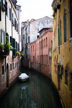 venice | travel stories | let's talk evergreen