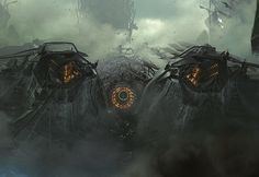 Paramount Pictures Confirms Transformers Age of Extinction IMAX Poster is Nightship!