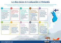Las diez claves de la educación en Finlandia   Educación y Cultura: Revista AZ