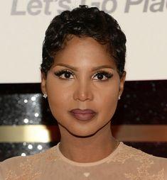 Toni Braxton #makeupgoals