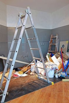 Remodeling can be a mess, even before you get started! Here are easy tips for preparing and organizing your remodeling project.