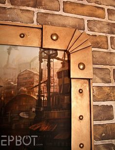 EPBOT: My BioShock-Inspired Custom Steampunk Frame