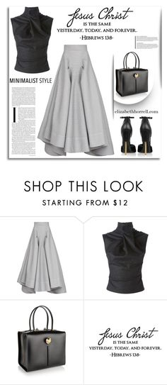 """""""My Wardrobe Adventures!"""" by elizabethhorrell ❤ liked on Polyvore featuring Maticevski, Dsquared2, Christopher Kane and Givenchy"""