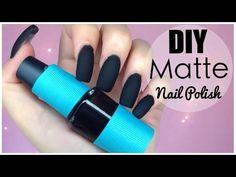 DIY Peel Off Nail Polish Base Coat with Glue? - Makeup Mythbusters w/ Maybaby and Lyndsay Rae - YouTube