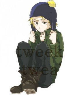Tweek tweak (Craig x tweek (southpark anime))