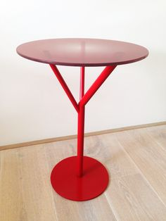 Our red Spring Colour Table for Vara/Bnn