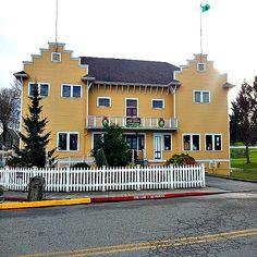 Port Gamble, WA Post Office