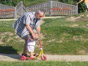 Azok a gyerekek, akik sok időt töltenek nagyszüleikkel, boldogabbak!