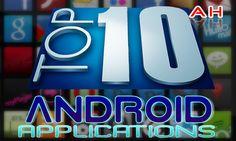 Cele mai bune aplicatii android.