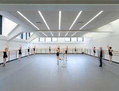 School of American Ballet by Diller Scofidio + Renfro , via Behance