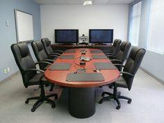 Video conferencing facility in Toronto CANADA