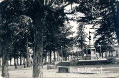 El jardín Zaragoza