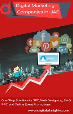 Advanced digital marketing certification course online by Digital Almighty. We have one of the finest professional trainings to make a career in the Digital Marketing. Marketing Companies, Uae, Online Courses, Digital Marketing, Web Design, Train, Design Web, Website Designs, Strollers