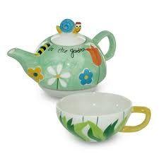 Price and Kensington Tea for One - Flowers in the Garden :: http://englishtea.us/2011/09/02/price-kensington-teawares/