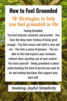 How to Feel Grounded in Life Focus On Yourself, Trust Yourself, Set A Reminder, Brain And Heart, Natural Parenting, What Do You See, Being Good, Spiritual Health, Holistic Approach