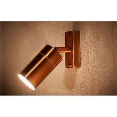 Find Brilliant 35W Copper Coolum Adjustable Exterior Wall Light at Bunnings Warehouse. Visit your local store for the widest range of lighting & electrical products.