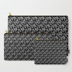 Crowded Unicorns Carry-All Pouch