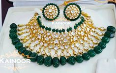 Another customised order !!! gorgeous 'sonam' choker necklace combined with…