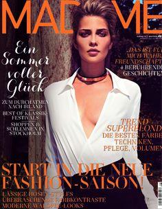 August 2014 / Covermodel: Ana Beatriz Barros