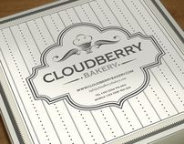 Branding and packaging for an upmarket bakery in Ireland.