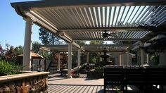 Apollo Opening Roof Systems|Tiger Patio Patio Covers, Awnings, Enclosed Patios and Decks