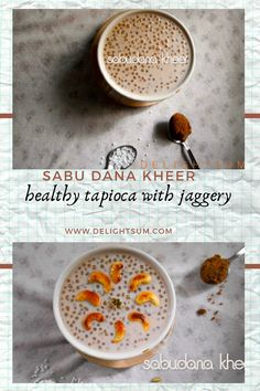 healthy sabudana(tapioca seeds) get more exotic with jaggery.. Delicious Dishes, Delicious Desserts, Dessert Recipes, Vegetarian Desserts, Indian Food Recipes, Ethnic Recipes, Campfire Food, Ground Beef Recipes, Guilty Pleasure