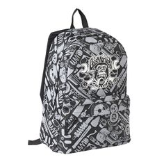 07aa392b20a Gas Monkey Garage Backpack by Concept One Accessories  FastnLoud Gas Monkey  Garage