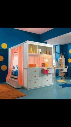 Kid Beds, Childrens Beds, Baby Room, Home Decorating, Bedroom, Ideas, I  Want, Bedding, Babies