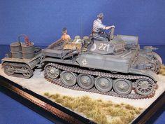 TRACK-LINK / Gallery / Panzerkamfwagen II (Flamm)