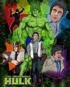 #Hulk #Fan #Art. (The Incredible Hulk) By: Rotcav. ÅWESOMENESS!!!™ ÅÅÅ+