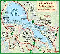 pictures of clearlake california | ... first Best Bass Tournament Trail TOC that was held on Clear Lake CA