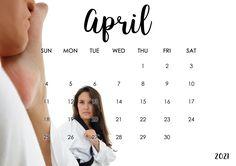 @BlackBeltImage Art Calendar, 2021 Calendar, Karate Girl, Martial Arts, Wedding, Fine Art, Girls, Woman, Valentines Day Weddings