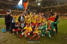 2006 - Championship Play-Off Final - Watford FC vs Leeds United - Play off final at The Millennium Stadium - Cardiff