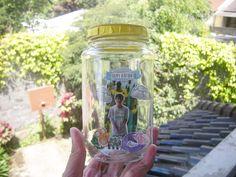 pop up scrap jar