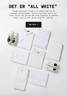 White Styles promo - Jack & Jones