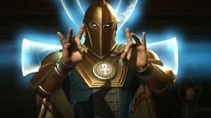 Injustice 2: Doctor Fate Gameplay Reveal Trailer (1080p 60fps) Doctor Fate bring his sorcerer powers into the ring in Injustice 2. March 02 2017 at 02:00PM https://www.youtube.com/user/ScottDogGaming