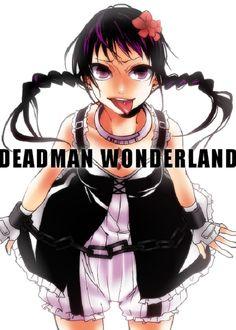 "Minatsuki Takami ""Hummingbird"" Deadman Wonderland Her back story is so sad! Deadman Wonderland, Shiro, Yandere, Fanart, Anime Nerd, Kawaii, Dead Man, Anime Shows, Cosplay"