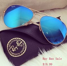 The only one Rayban sunglasses site i highly recommended,  $19.99 now