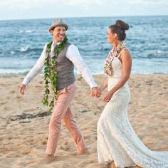 Stunning technicolor private residence Hawaii wedding with gorgeous wedding style {Martina Micko Photo}