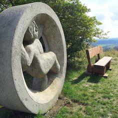 Skulpturenweg; Neubürg, Fränkische Schweiz