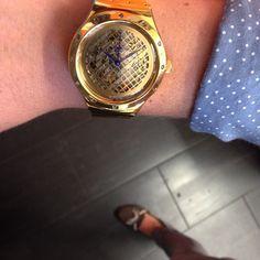 #Swatch BOLEYN  ©gegsswatch