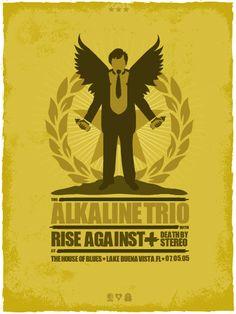 Alkaline Trio & Rise Against