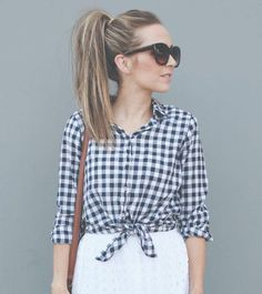 Wondering why your ponytails look more boring than cute? Follow this Everyday Perfect High Ponytail Tutorial to learn all the tips and tricks on how to make the perfect ponytail. You will love how simple this cute ponytail hairstyle is!