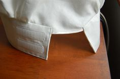 ikat bag: How to Make an Adjustable Chef's Hat for Kids