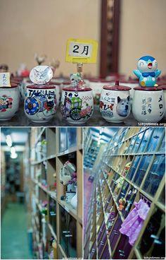 臺灣殯葬資訊網-超溫馨的日本寵物納骨塔