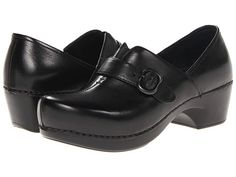 Dansko Tamara Women's Clog Shoes. I love how they're slightly chunkier and dressier than the professional clogs.