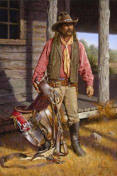 Back In The Saddle ~ Alfredo Rodriguez