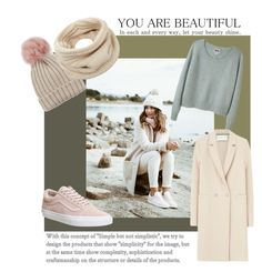 """""""If The Sun Don't Shine You Shine ❄☉"""" by saffiesky ❤ liked on Polyvore featuring Vans, Acne Studios, Harris Wharf London, Jocelyn and Helmut Lang"""