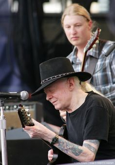 Derek Trucks and Johnny Winter