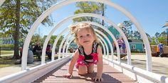 Savannah's Playground - Inclusive Playground